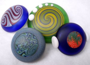 Oregon Trade Beads - Disk beads